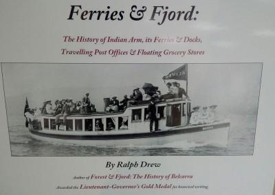 Mayor Drew's new book