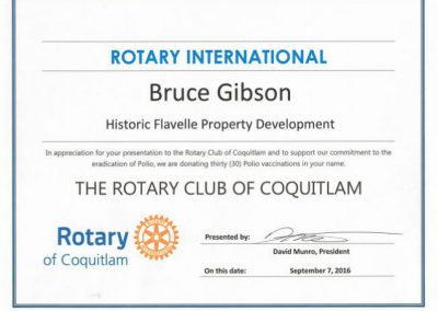 Rotary Club of Coquitlam